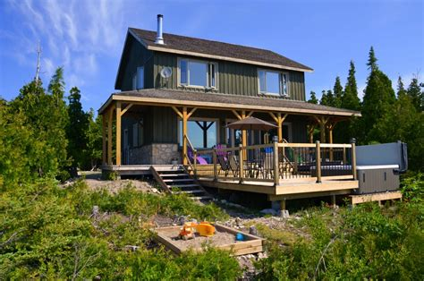 tobermory cottage rentals tobermory cottages for rent