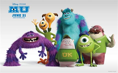What I?ve Been Watching: Monsters University   you can observe a lot just by watching