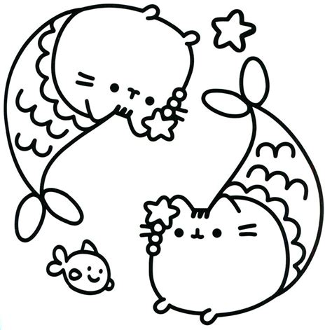 cute pusheen coloring pages 94 best pusheen coloring book images on pinterest