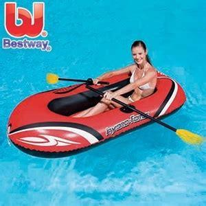 Ready Perahu Karet Bestway Hydro Raft X2 buy bestway hydro raft w oars graysonline australia