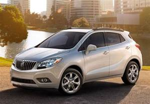Who Makes Buick Encore 2013 Buick Encore Suv Cars