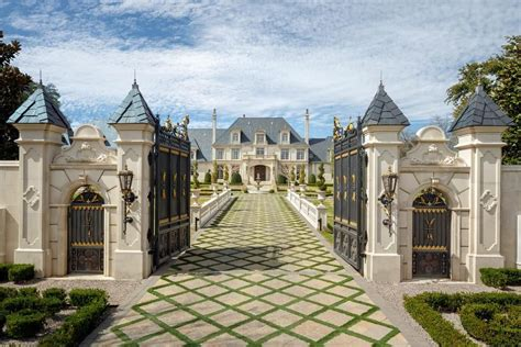 mansions in dallas dallas tx mansion note pavement detail landscaping