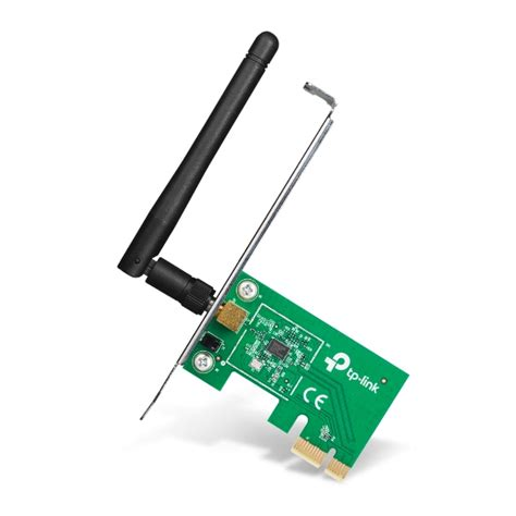 Tp Link Tl Wn781nd 150 Mbps Wireless Pci Express Adapter tl wn781nd scheda wireless n150 pci tp link