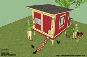 home garden plans l300 chicken coop plans construction