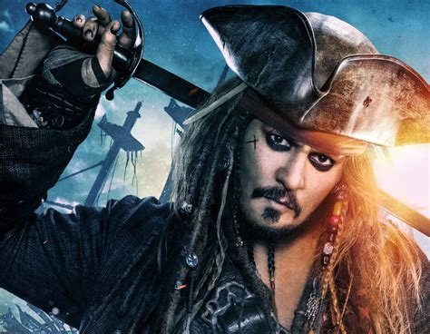 wallpaper hd jack sparrow jack sparrow in pirates of the caribbean dead men tell no