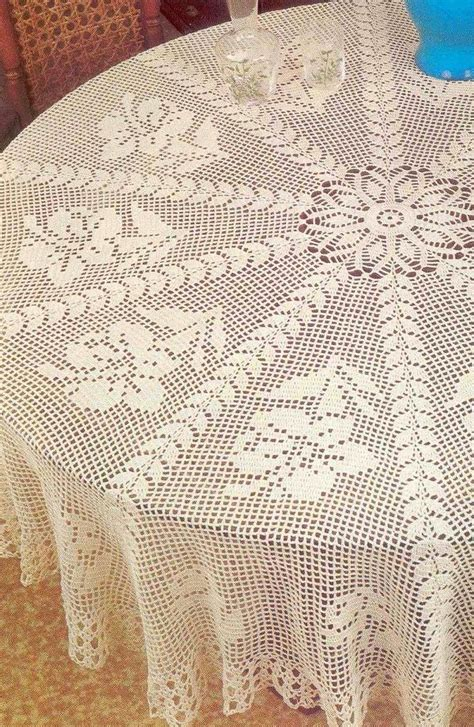 pattern crochet tablecloth 667 best images about crochet tablecloths on pinterest