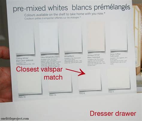 valspar white paint colors what paint colour is ikea hemnes white