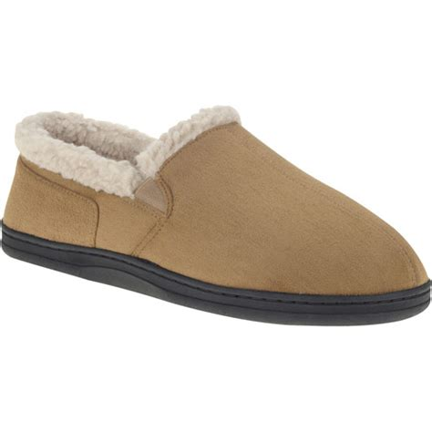 Bedroom Athletic Slippers by Men S Corbert Sherpa Slippers Shoes Walmart Com