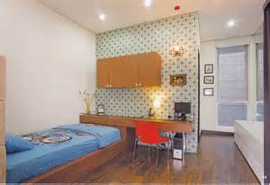 Bedroom Wallpaper For Kids Kids Bedroom Geometric Bedroom Wallpaper Ideas With