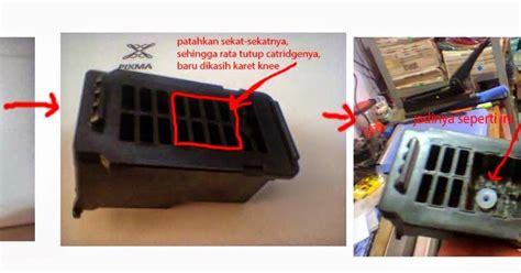 cara isi tinta printer canon mg2570 dengan infus dan tanpa