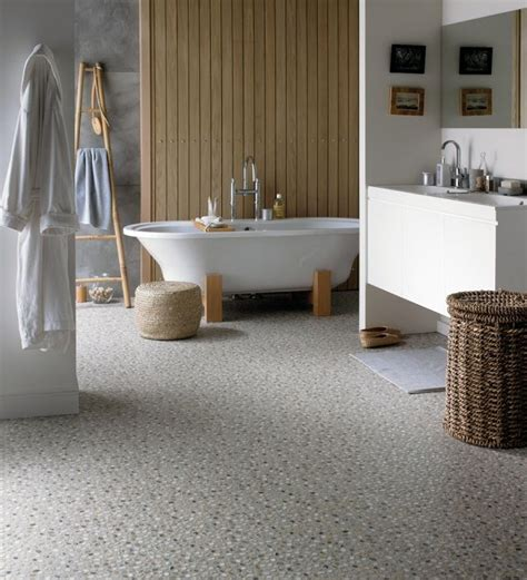 waterproof bathroom flooring house tings pinterest