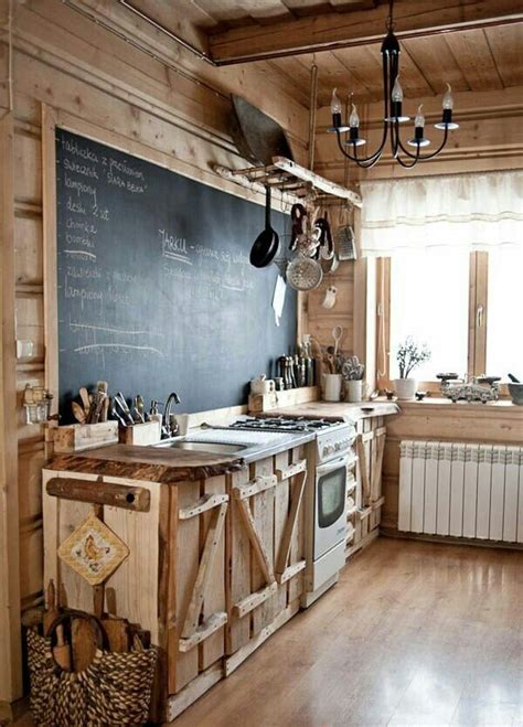 rustic country kitchen decorating ideas pinterest