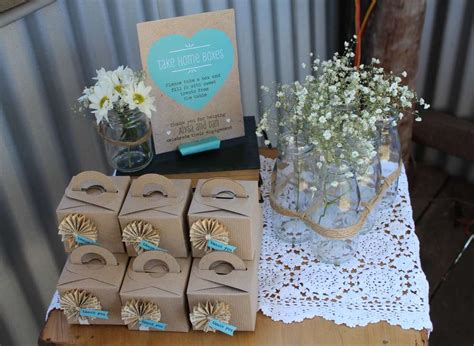 Engagement At Home Decorations by Vintage Rustic Pink And Turquoise Engagement Ideas