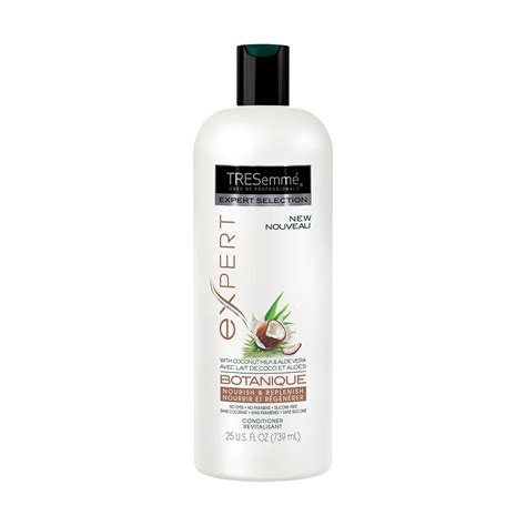 redhead hair products shoo conditioners botanique nourish and replenish conditioner