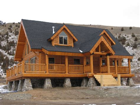 log cabin kit bbt