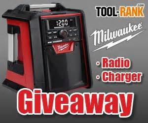 Radio Station Giveaways - tool rank giveaway win a milwaukee m18 jobsite radio charger 2792 20 tool rank com