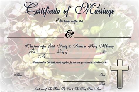 A Marriage Free Marriage Certificate Printable Digital File 183 Romans12 Designs 183 Store Powered By Storenvy