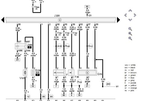 maf circuit diagram needed ford focus forum st report