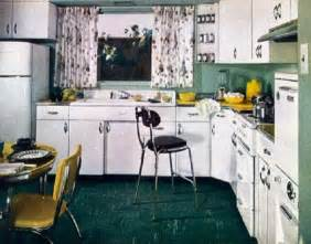 1950s Kitchen Design by The Family Bowl Fauxsuper Blogs