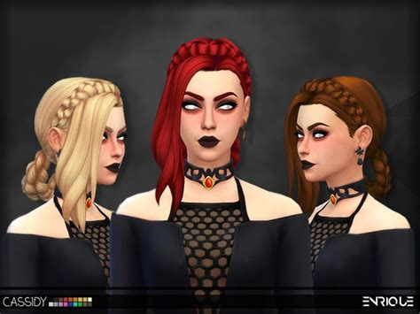 match hairstyles games 14 best images about sims 4 vire themed cc on