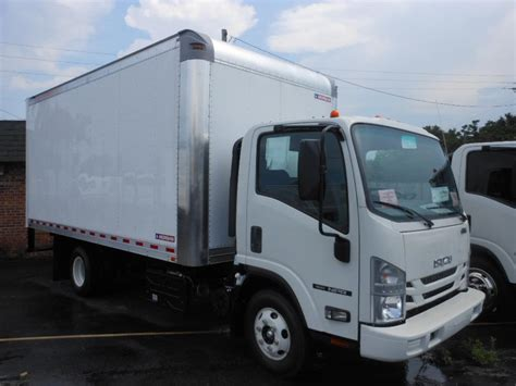2017 isuzu npr hd trucks box trucks for sale 71 used