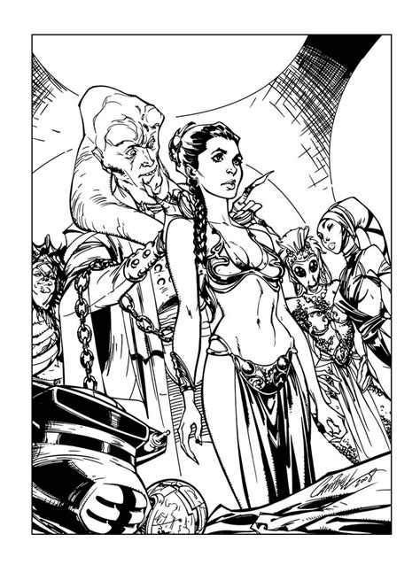 princess leia coloring pages wars coloring pages coloring rocks