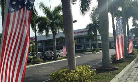 West Palm Kia Dealership Florida Car Dealer Facing Fines For American Flag Display