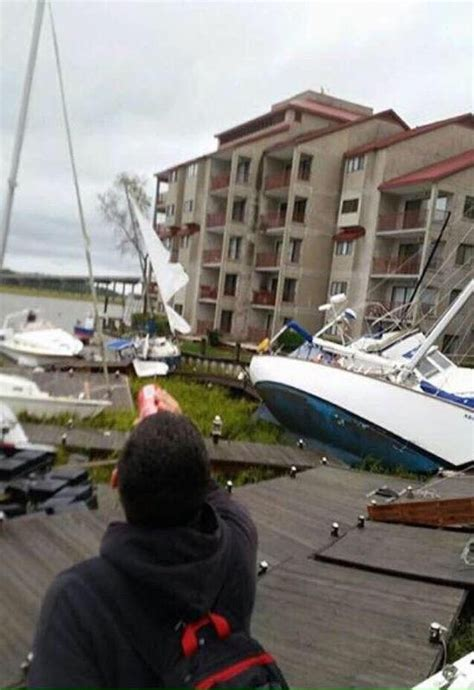 Lepaparazzi News Update Hiltons Items On by Photo Boats Seen Washed Ashore Next To Condos In The