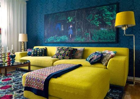 13 Yellow Sofa Design Ideas for a Vibrant and Soothing Charm   https://interioridea.net/