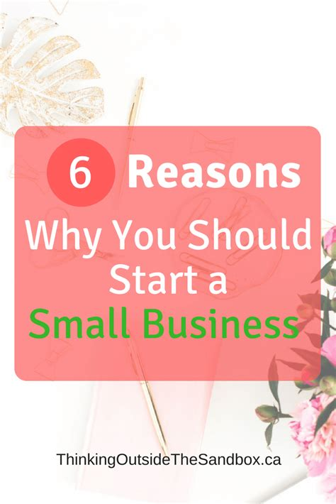 Why I Do This 6 Reasons by 6 Reasons Why You Should Start A Small Business In 2018