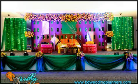 wedding stage decor by   www.bdweddingplanners.com     BD