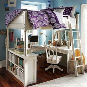 Bunk Bed With Desk Underneath Bunk Beds With Desk Underneath Plans