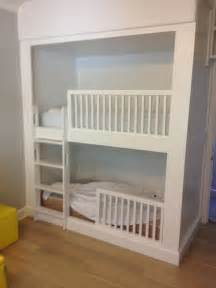 Custom Made Bunk Beds Crafted Built In Bunk Beds By Bk Renovations Inc Custommade