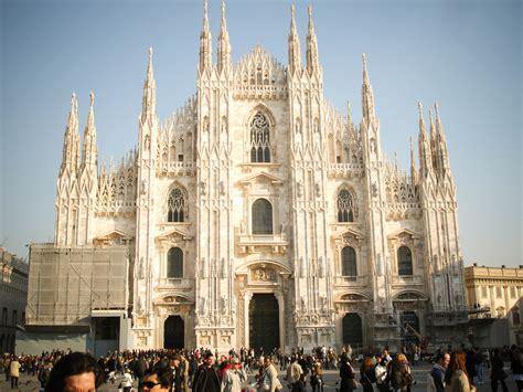milan tourist attractions milan beauty