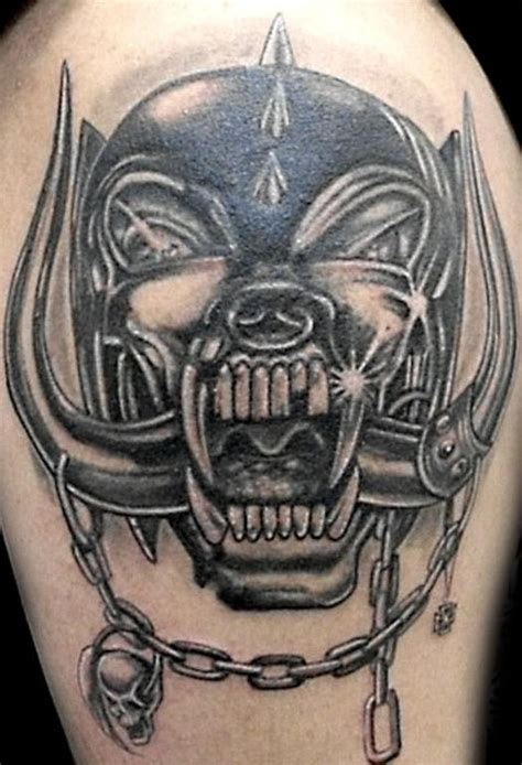motorhead tattoo motorhead skull tattooimages biz