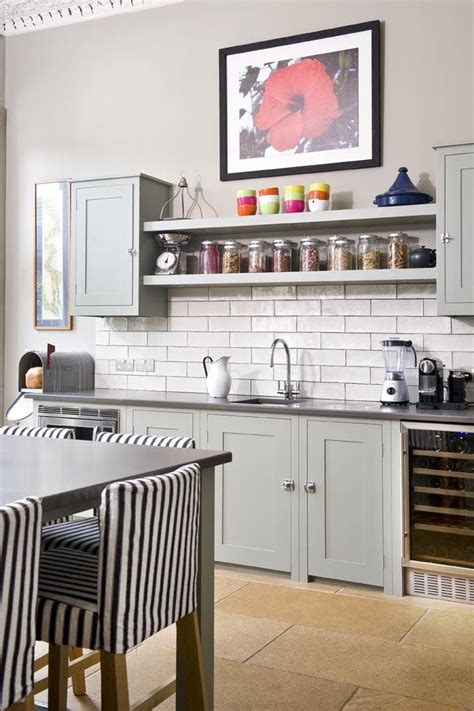 kitchen open shelving ideas 22 ideas for styling open kitchen shelves brit co