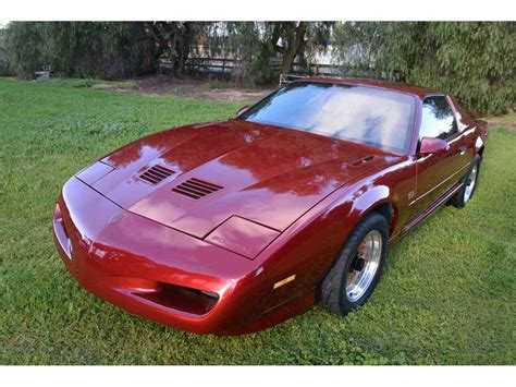 how it works cars 1991 pontiac firebird electronic throttle control 1991 pontiac firebird trans am gta for sale classiccars com cc 985291