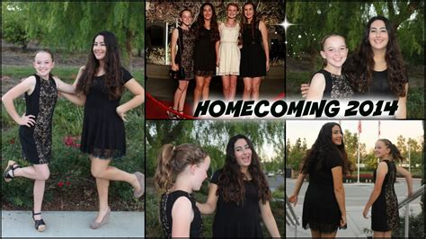 get ready with me homecoming 2014 youtube get ready with me for homecoming 2014 hair makeup