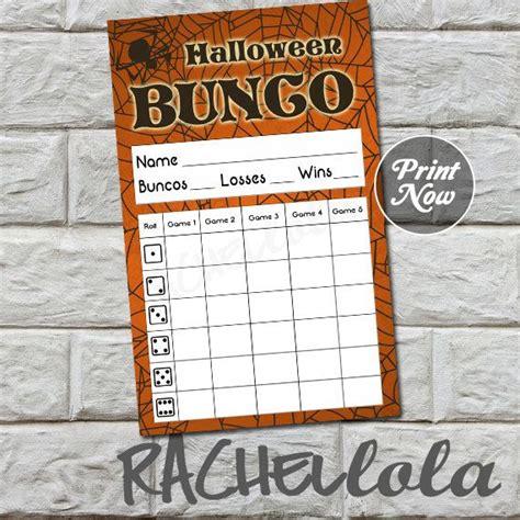 halloween themed bunco 431 best bunco images on pinterest