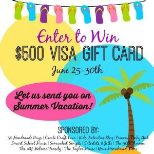 Free 500 Dollar Visa Gift Card - 500 visa gift card giveaway the 36th avenue