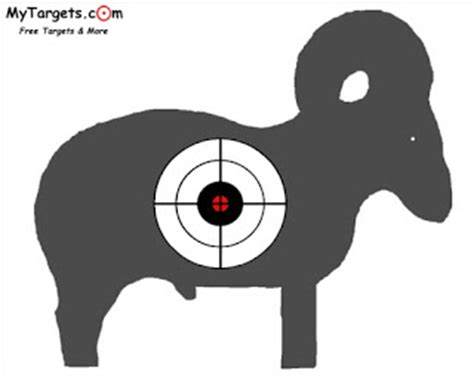 printable centerfire rifle targets true blue sam the travelin man mr completely s august e