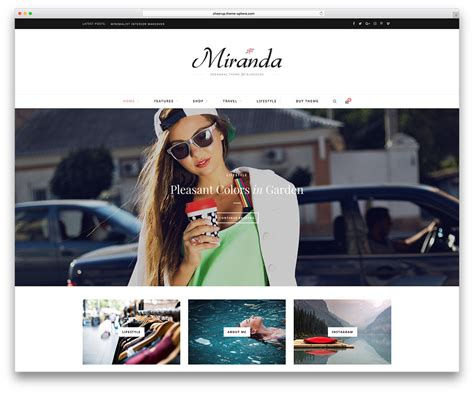 20 best fashion blog magazine ecommerce and photography