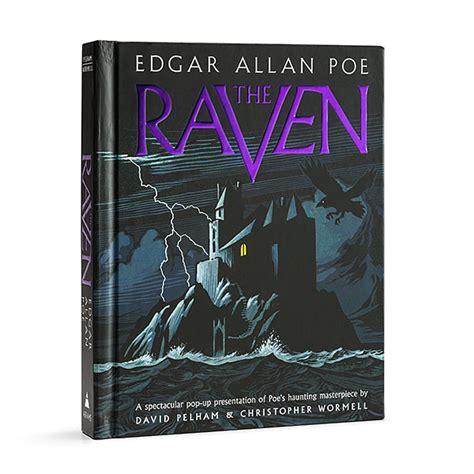 the raven a pop up the raven a pop up book thinkgeek