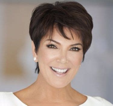 pic of back of kris jenner hair cut kris jenner haircut google search hair pinterest