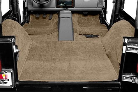 Rugged Ridge®   Jeep Wrangler 1997 Deluxe Replacement