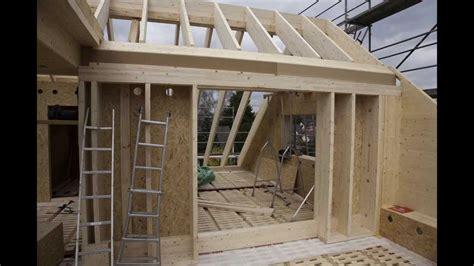 passivhaus selber bauen niedrigenergiehaus passivhaus foto dokumentation vom