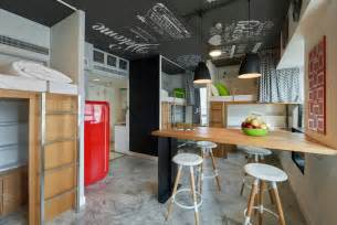 Student Appartments by Student Apartment Complex Revitalizes Space Efficiency