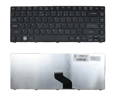 Keyboard Notebook Zyrex M1115 keyboard laptop acer aspire 4741 4741g 4820t 4733z jual beli laptop second sparepart laptop