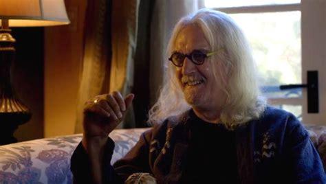 billy connollys big send  comedians death documentary