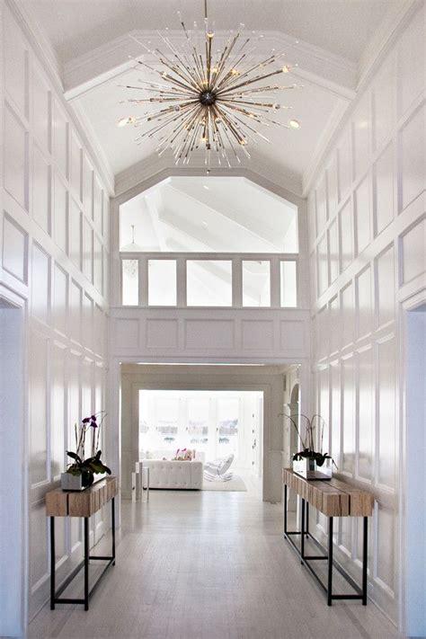 Foyer Lighting by 25 Best Ideas About Foyer Chandelier On Foyer